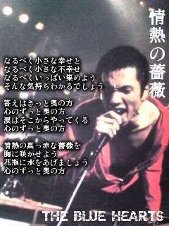 THE BLUE HEARTSの画像 p1_24